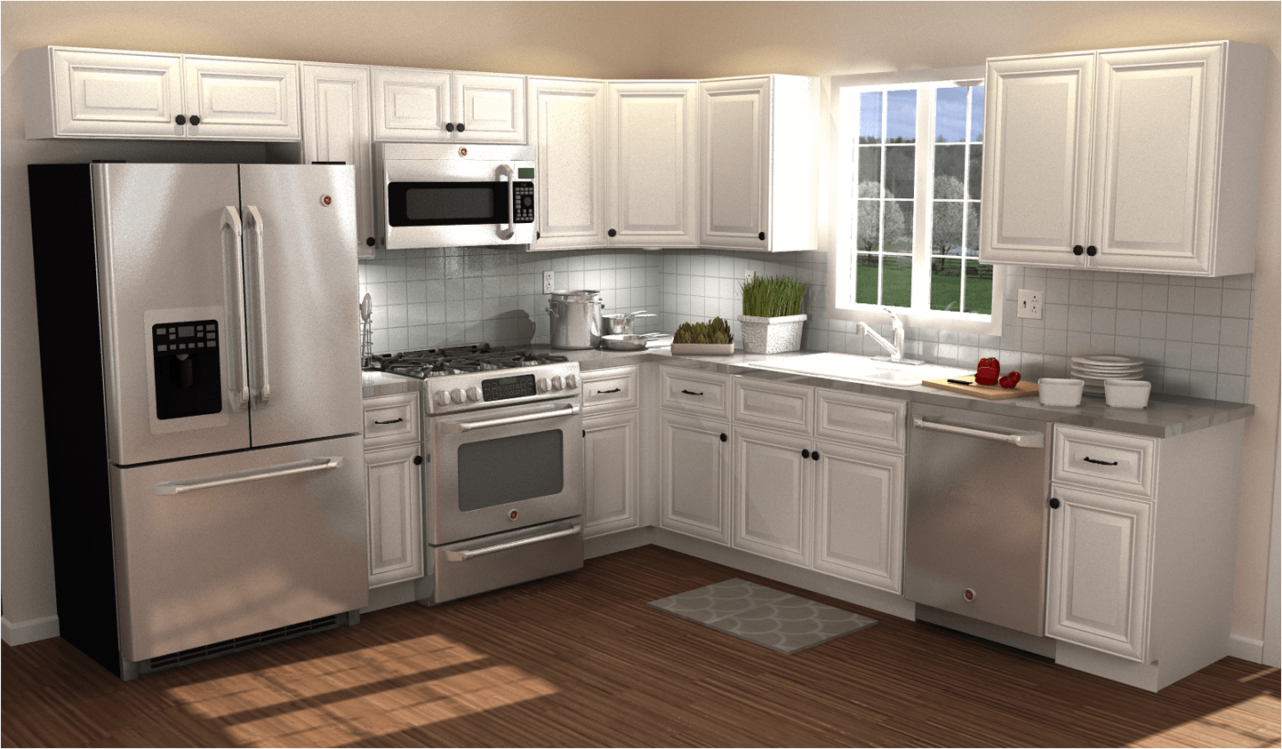 10x10 White Kitchen Cabinets 10 39 X 10 39 Kitchen Home Decorators Cabinetry