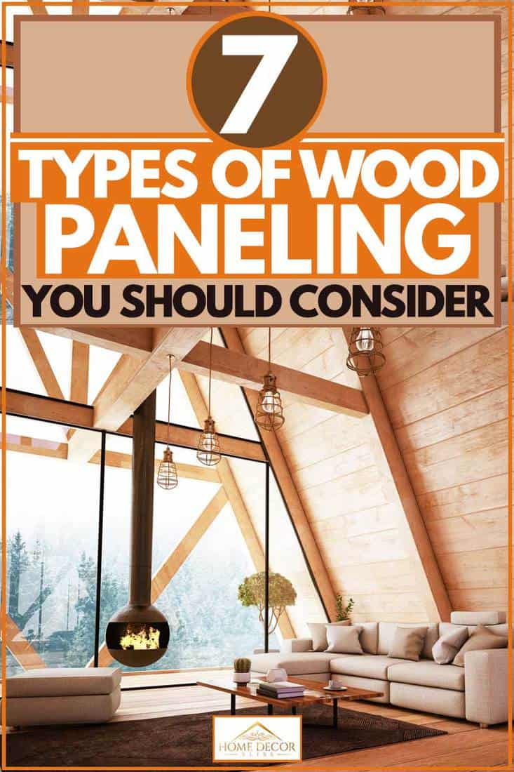 7 Types Of Wood Wall Paneling You Should Consider Home Decor Bliss