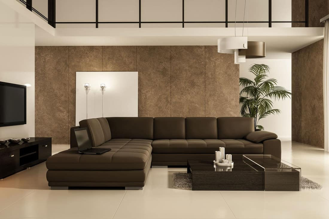31 Living Rooms With Brown Walls Photo Inspiration Home Decor Bliss