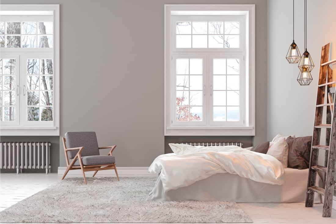 23 Fantastic Gray And White Bedroom Ideas Home Decor Bliss