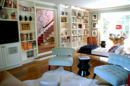 Library Home Decor Ideas To Organize The Man Cave