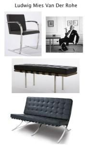 History of Modern Seating