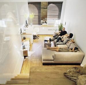Designing a Narrow Room