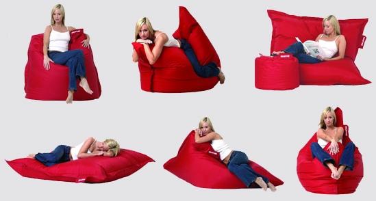 Omni beanbag chair