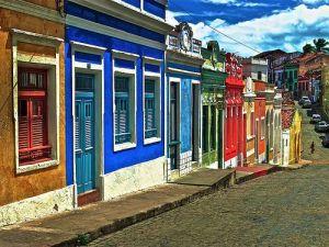 Summer Olympics 2016 – Streets of Brazil