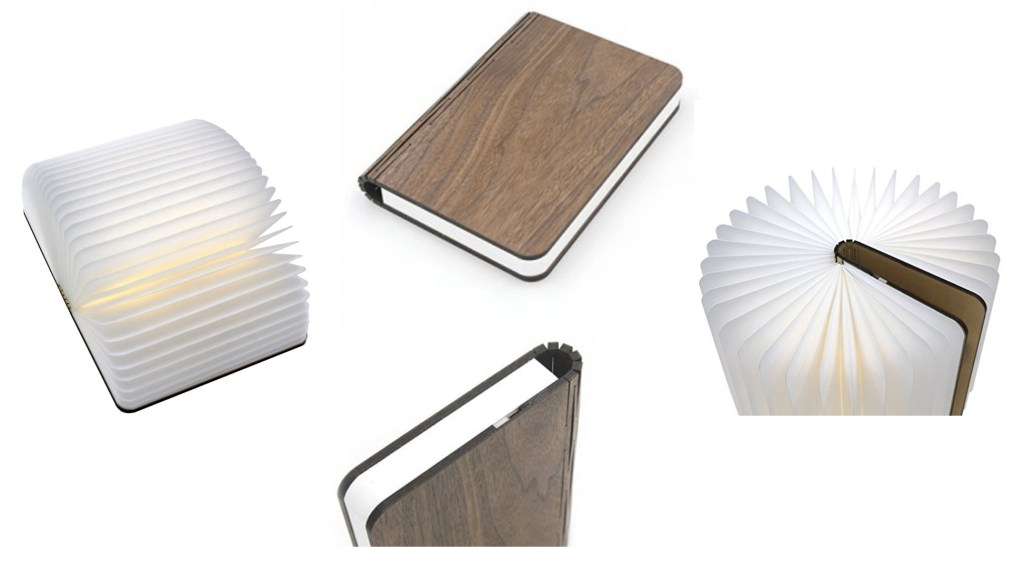 GranVela® GreenO Foldable Book Light