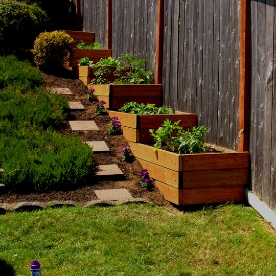 30 Unique Garden Design Ideas: Unique Vegetable Gardens
