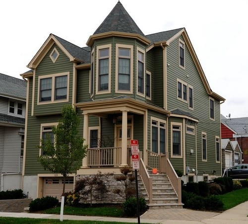 cape home transformed victorian style home traditional pix victorian style homes