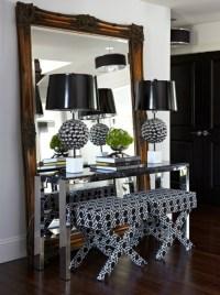 10 Stunning Entryway Oversized Mirrors   Home Decor Ideas