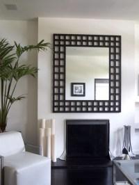 Modern Living Room Mirror
