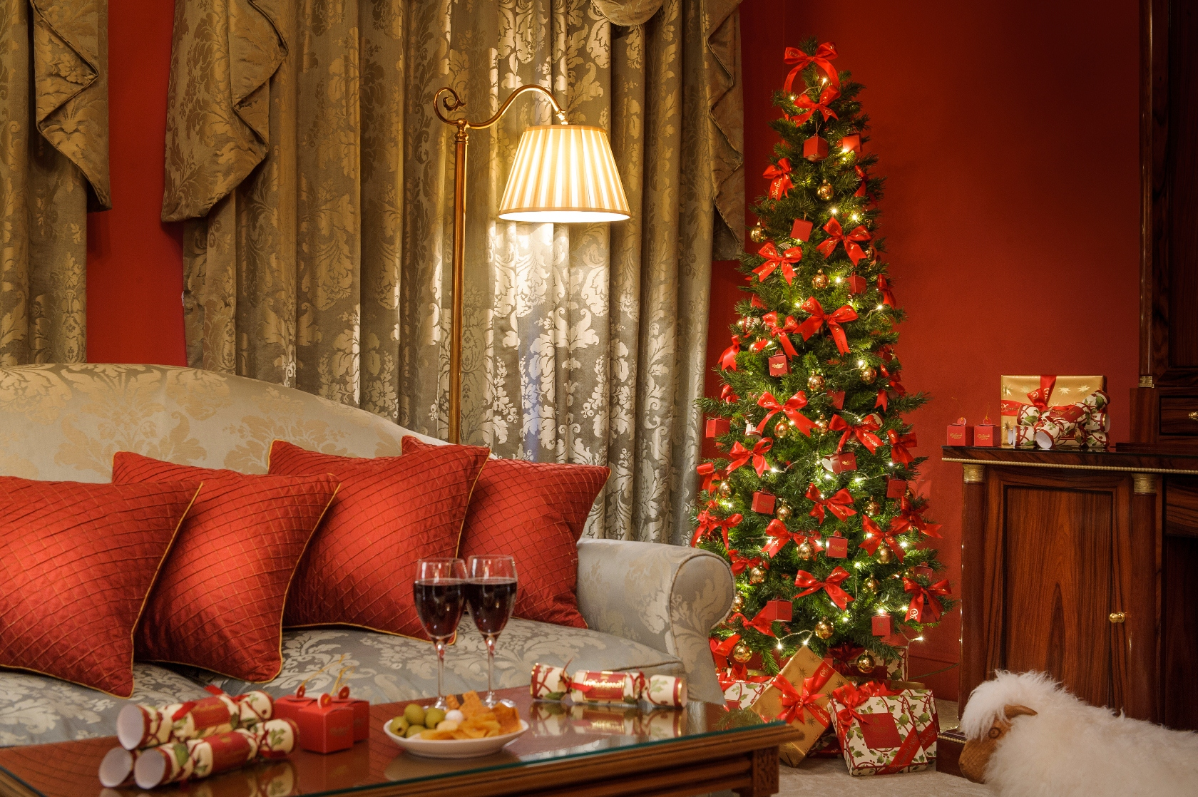 Decoration Hotel Prepare Your Home For Christmas Home Decor Ideas