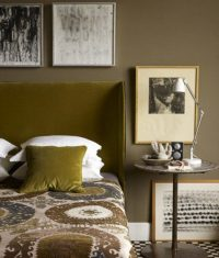 Home Dcor Color Trend: Olive Green | Home Decor Ideas