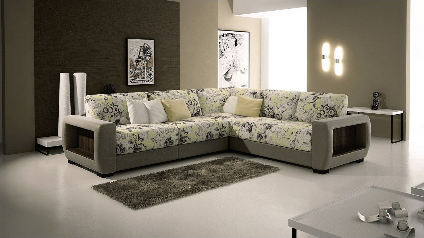Wallpapers for Living Room Design Ideas in UK