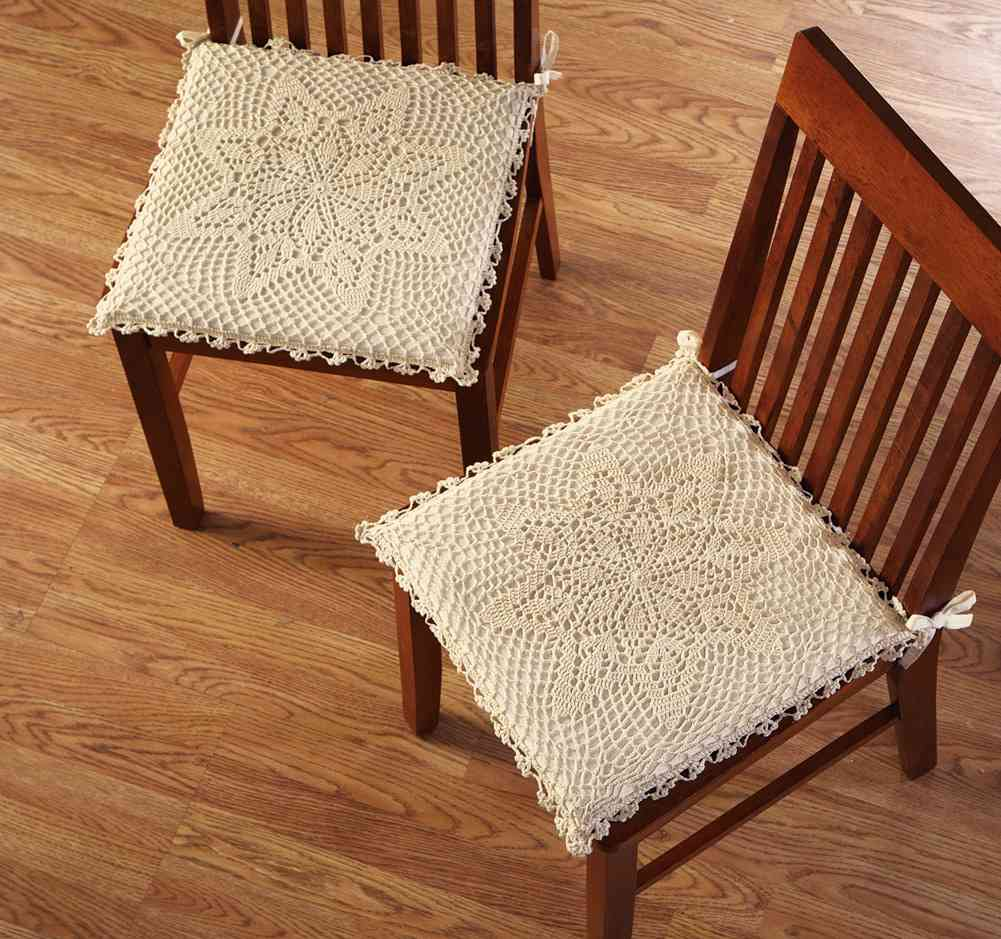 Top 15 Seat Pads for Dining Chairs Ideas with Images