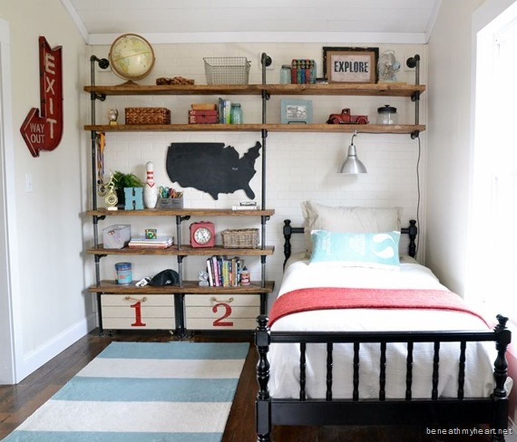 Cute Small Bedroom Ideas Cute Boys Bedroom Design Ideas For Small Space 31