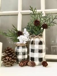 Incredible Rustic Farmhouse Christmas Decoration Ideas 19 ...
