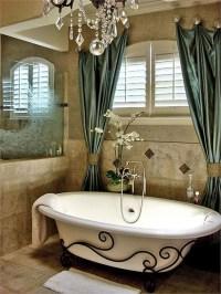 Romantic And Elegant Bathroom Design Ideas With ...