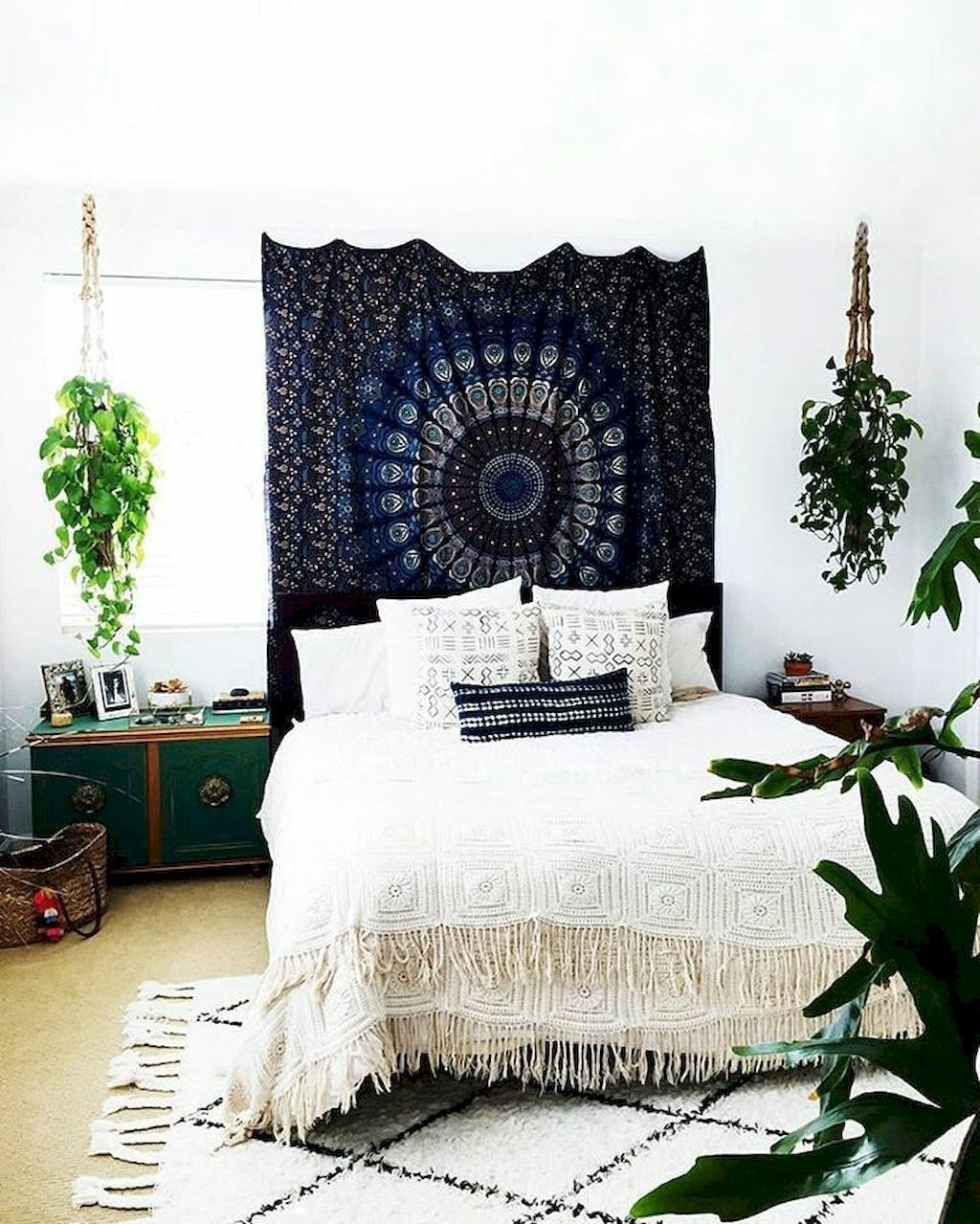Unique Bedroom Accessories 40 Unique Bohemian Bedroom Decoration Ideas 32 Homedecorish