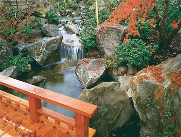 Japanese Garden Decorating Ideas Japanese Backyard Landscaping Ideas | Interior Design Online