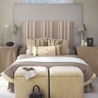 Fabric Covered Headboard Pattern