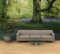 3 Way Ideas To Create Nature Wall Painting | Home Decor Report