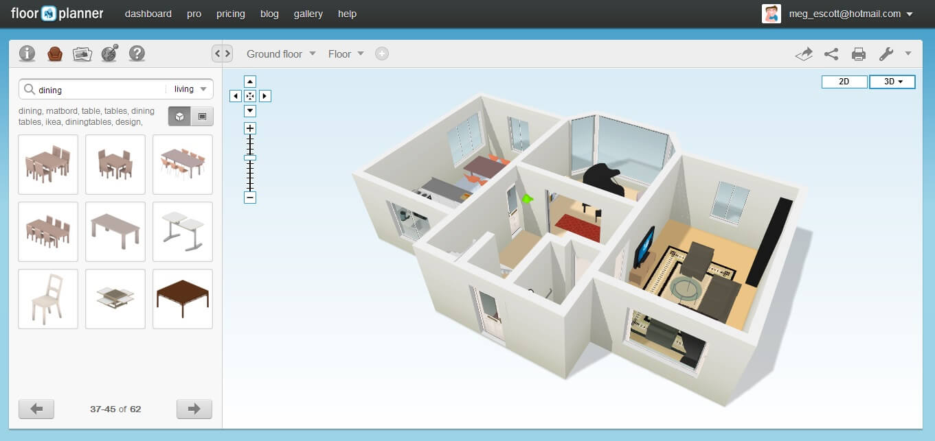 Top Free Online Software For Home Designing