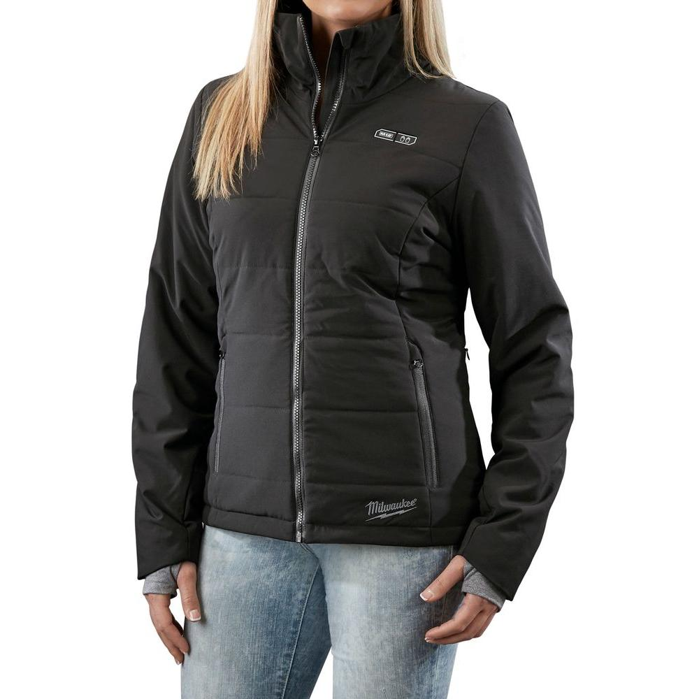 M12 Heated Jacket Upc 045242360178 Milwaukee Jackets Women S Small Black M12