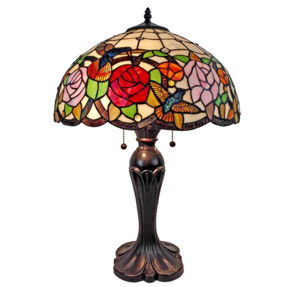 Lamp Glas In Lood Stained Glass Lamps Ecosia