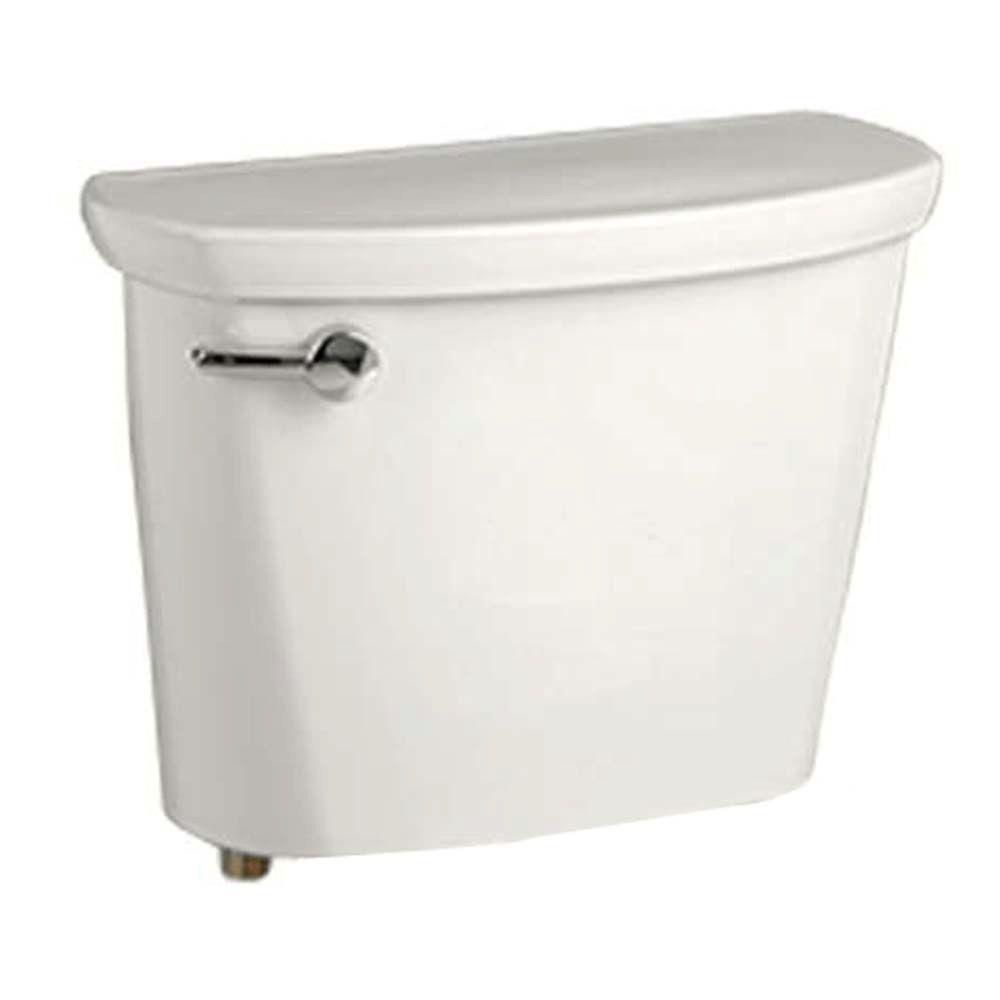 American Standard Cadet Pro 1 28 Gpf Single Flush Toilet Tank Only In White The Home Depot Canada