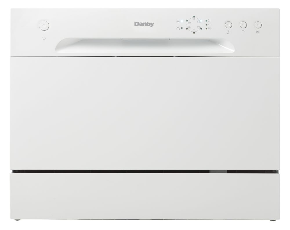 Danby Countertop Dishwasher With 6 Place Setting Capacity Energy Star The Home Depot Canada