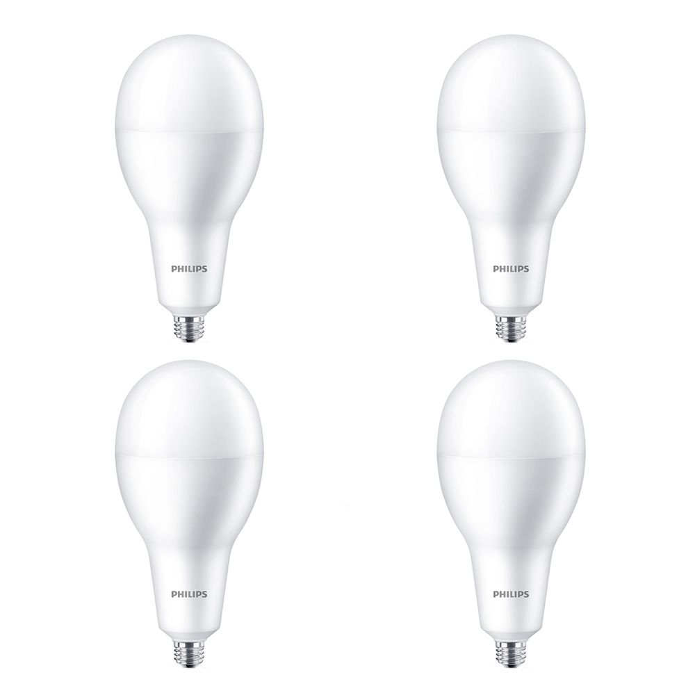 Philips 42w 300w Daylight Deluxe A40 Non Dimmable Led Light Bulb 4 Pack The Home Depot Canada