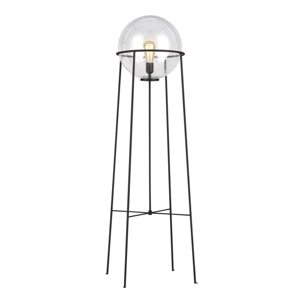Ed Ellen Degeneres Crafted By Generation Atlas 52 5 Po Lampadaire En Fer Antique Avec Abat Home Depot Canada