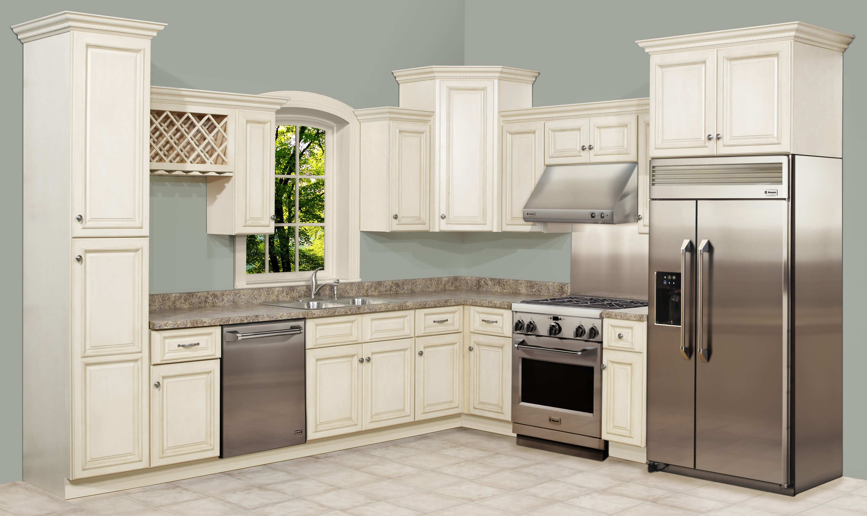 Rta kitchen cabinets review interesting conestoga wood for Best rta kitchen cabinets review
