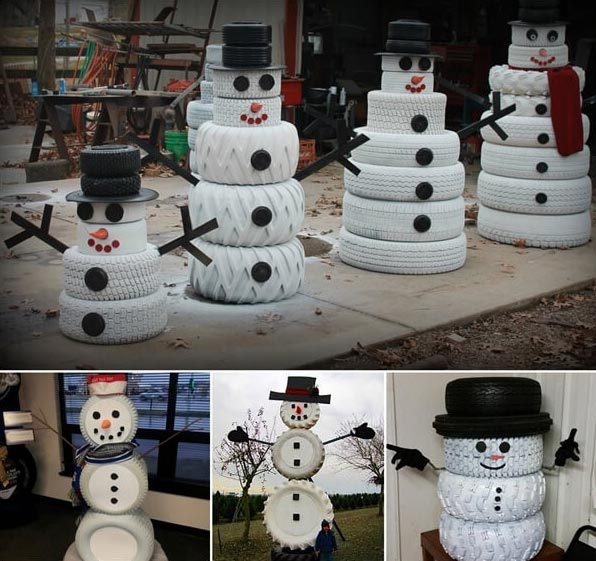 Table De Jardin Plastique Blanc The Best 28 Diy Snowman Ideas Do Not Require Snow