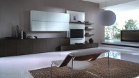 21 Stunning Minimalist Modern Living Room Designs for a ...