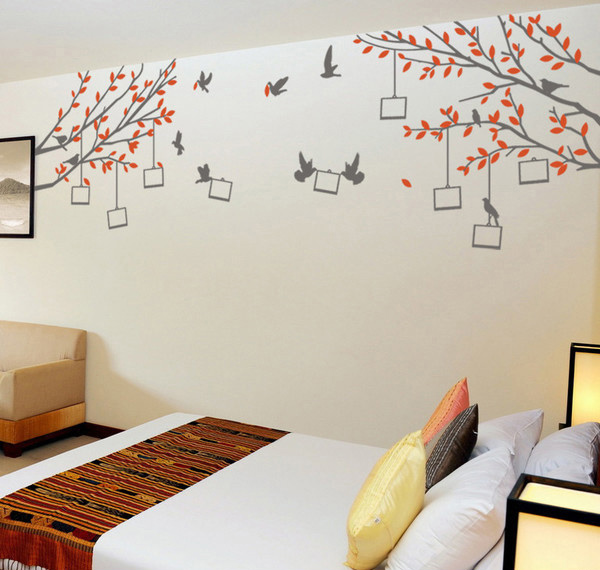 3d Wallpaper Murals India Enhance Your Walls With Vinyl Impressions Wall Stickers