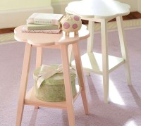 Kid's Bedroom Furniture: Small and Useful Bedside Tables