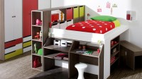 Kid's Bedroom Furniture: Exciting Loft Bed Designs | Home ...