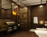 20 Beautifully Done Wooden Bathroom Designs | Home Design ...