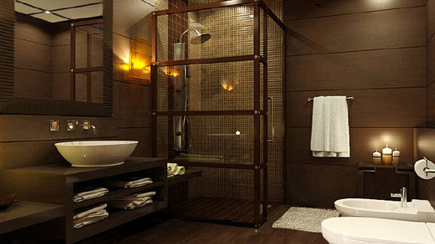 Holz Bad 20 Beautifully Done Wooden Bathroom Designs | Home Design