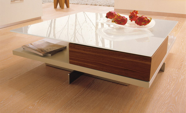 Couchtisch Square 15 Modern Center Tables Made From Wood | Home Design Lover