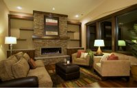 20 Stunning Earth Toned Living Room Designs | Home Design ...