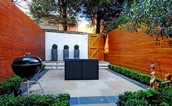 15 Modern And Contemporary Courtyard Gardens In The City