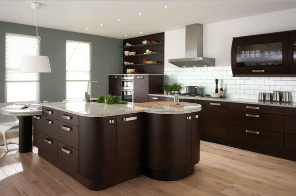St Charles Kitchen Cabinets A Collection Of 15 Kitchen Paint Ideas | Home Design Lover