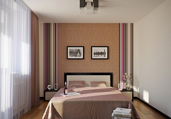 Kamar Mandi Anak Perempuan 20 Bedroom Ideas With Striped Walls | Home Design Lover