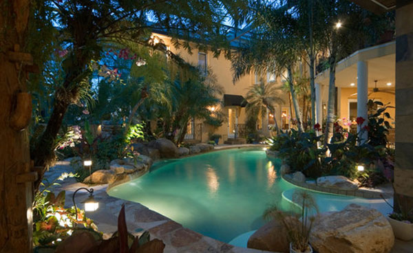 Zwembad Whirlpool 15 Amazing Backyard Pool Ideas | Home Design Lover