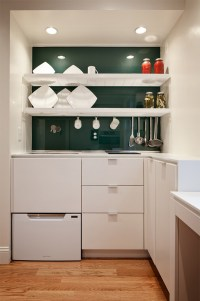 A Collection of 18 White Kitchen Cabinet Designs | Home ...