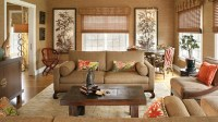 15 Relaxing Brown and Tan Living Room Designs | Home ...