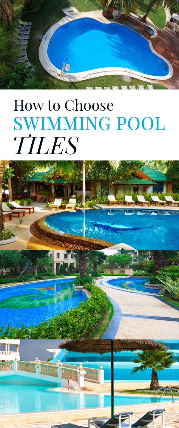 How To Choose Swimming Pool Tiles Home Design Lover
