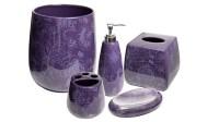 15 Elegant Purple Bathroom Accessories | Home Design Lover